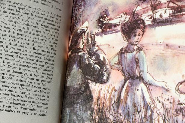 La Vouivre, roman de Marcel Aymé