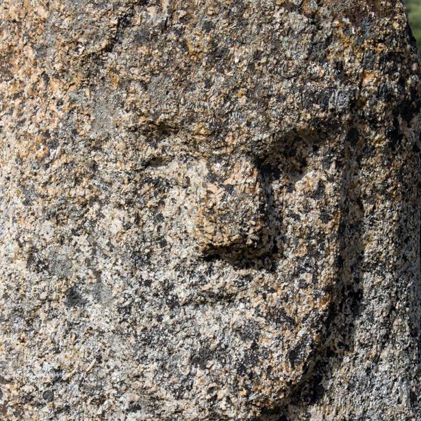 Guerrier de pierre comme source d'inspiration